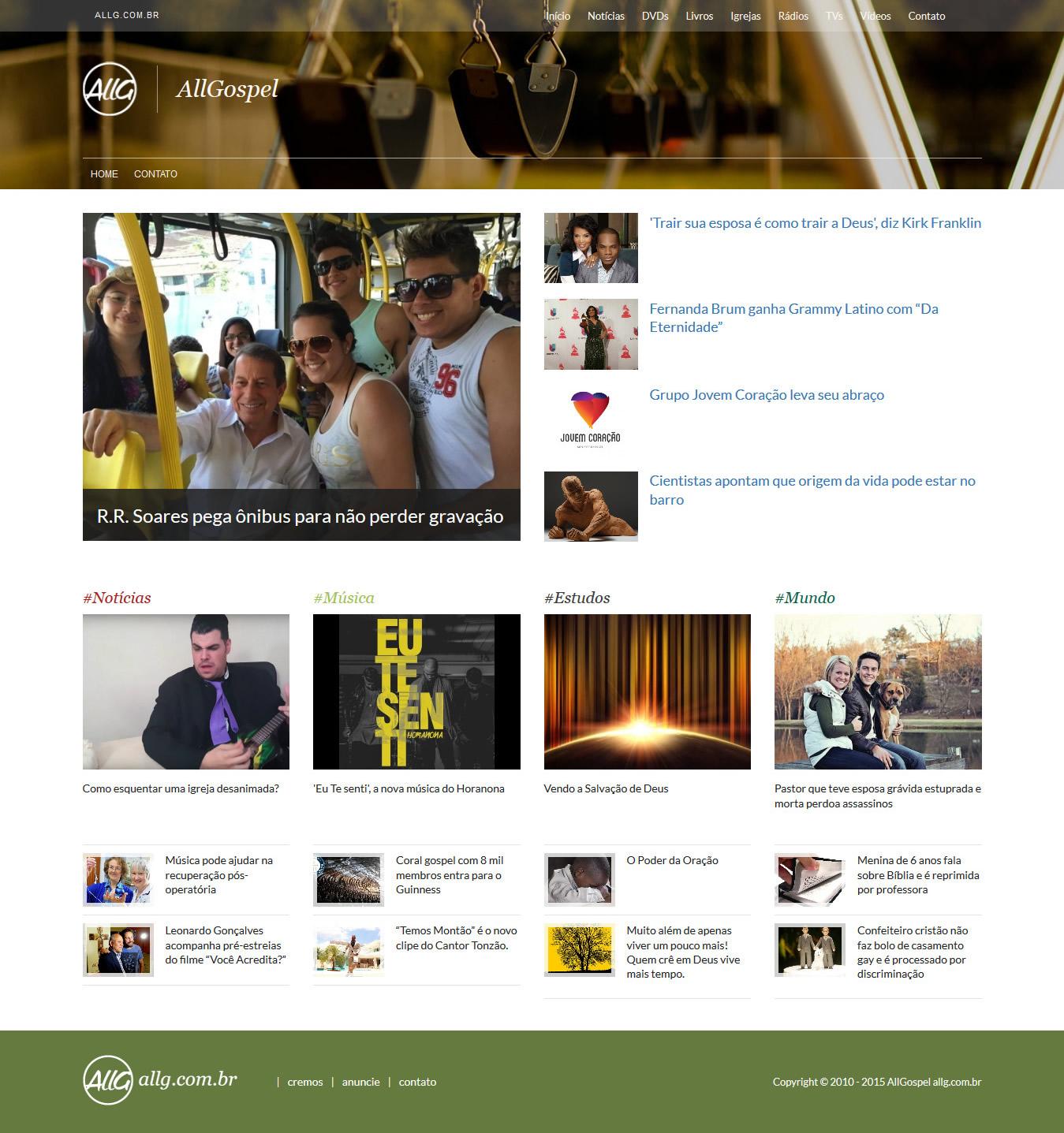 Site AllGospel